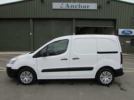 Citroen Berlingo BJ64 JXO
