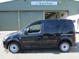 Volkswagen Caddy WN62 BGO