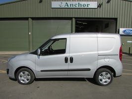 Vauxhall Combo DN14 LRY