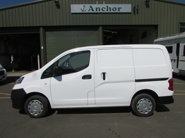 Nissan NV200 SF63 RKZ