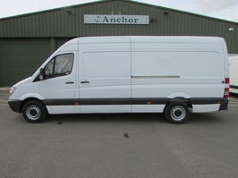 Mercedes Sprinter KP61 UCN