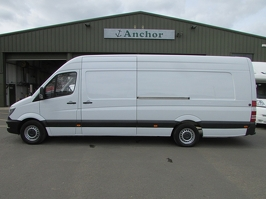 Mercedes Sprinter BP65 FFV