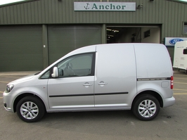 Volkswagen Caddy AE64 YDC