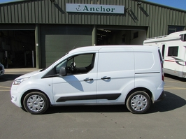Ford Transit Connect YK15 KVB