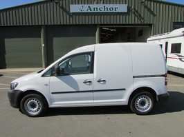 Volkswagen Caddy RE61 ZDD