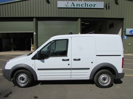 Ford Connect YN63 FWC