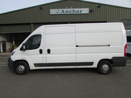 Citroen Relay DA64 UFN