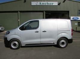 Citroen Dispatch HN17 WXV