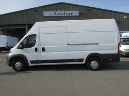 Citroen Relay LF15 VYU