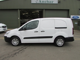 Citroen Berlingo BF15 YGU