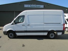Volkswagen Crafter DS16 CHD