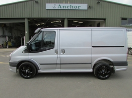 Ford Transit SO61 DSU
