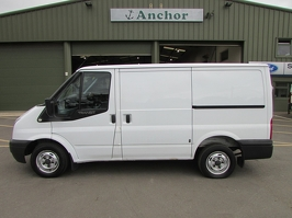 Ford Transit HJ13 WSY