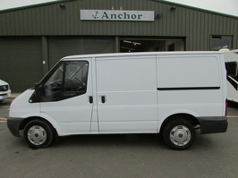 Ford Transit KS08 ZHW