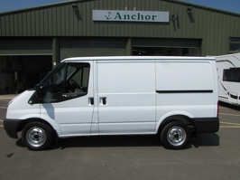 Ford Transit EY14 LGL