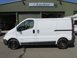 Renault Trafic HY63 THF