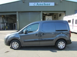 Citroen Berlingo YM14 HUJ