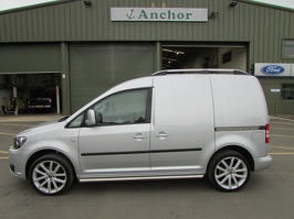 Volkswagen Caddy MR15 CAT