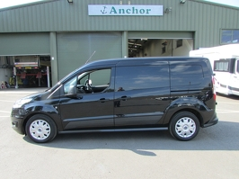 Ford Connect YH15 DZB