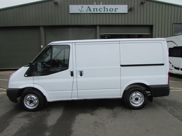 Ford Transit EY14 LBA