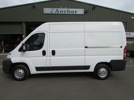 Citroen Relay BJ14 YCV