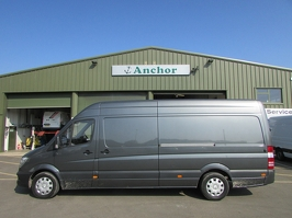 Mercedes Sprinter KW64 BFY