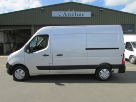 Renault Master LC65 WUL