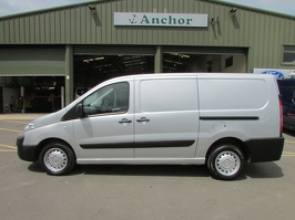 Citroen Dispatch MM15 DYW