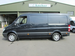 Mercedes Sprinter HD62 BZP