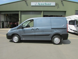 Citroen Dispatch EX15 CVH