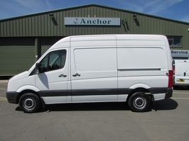 Volkswagen Crafter LO14 LNW
