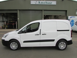 Citroen Berlingo SA64 YFZ