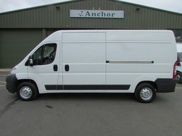 Citroen Relay RV14 GBX