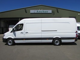 Mercedes Sprinter WX64 XCH