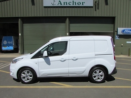 Ford Transit Connect HK65 DLZ