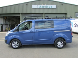 Ford Transit Custom WK13 VPN