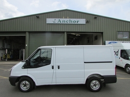 Ford Transit VN13 HRE