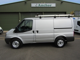 Ford Transit KS62 NZD