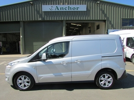 Ford Connect YE15 JVW