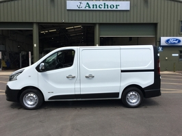 Renault Trafic MM65 OHR