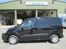 Citroen Berlingo BF17 KJV