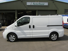 Renault Trafic PO13 XPE