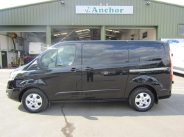 Ford Transit Custom BT15 RGY