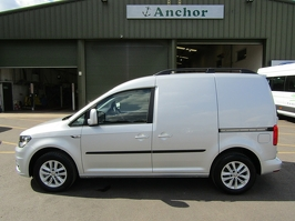 Volkswagen Caddy DY17 LNT