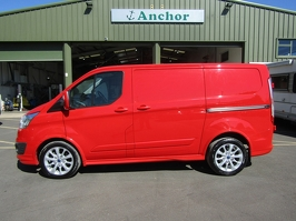 Ford Transit Custom KS64 GXB