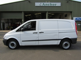 Mercedes Vito WN63 RHO