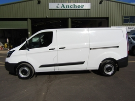 Ford Transit Custom MT15 XOG