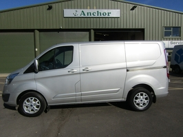 Ford Transit Custom MD63 AYX