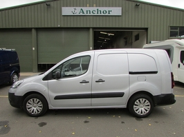Citroen Berlingo CK14 YSU