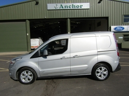 Ford Transit Connect HV64 YCU